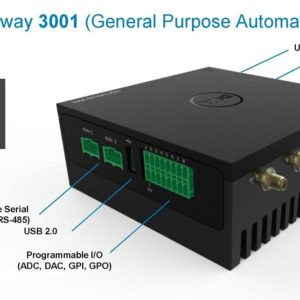 Dell Edge Gateway 3001 Model General-Purpose Automation-ssanetwork